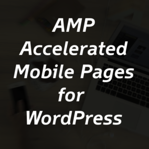 Accelerated Mobile Pages (AMP) Integration for WordPress Blog